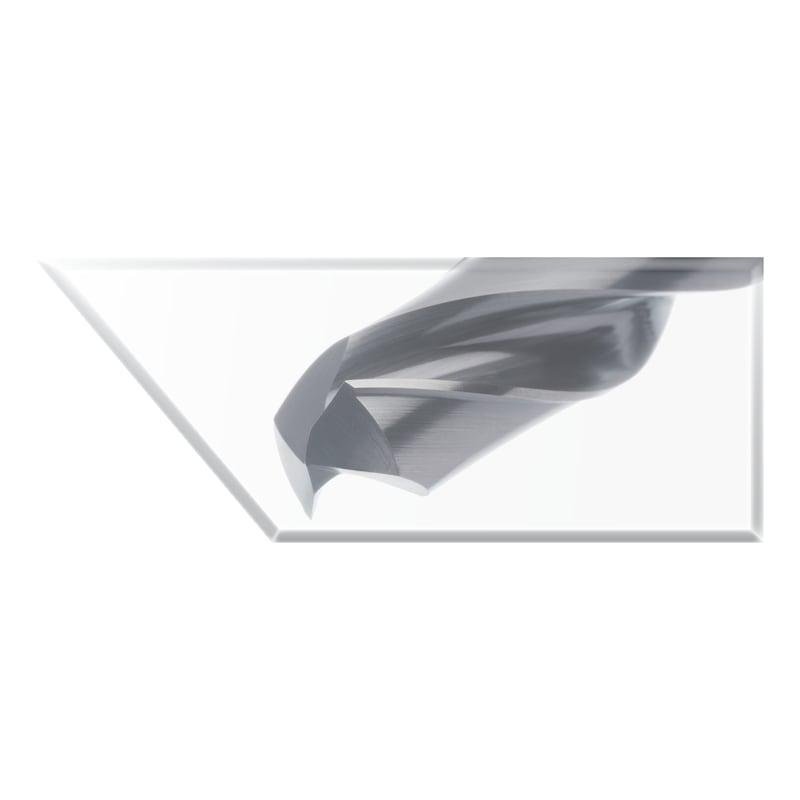 ATORN sert karbür matkap UNI TiAlNplus 5xD IC olmadan 8,9 mm düz mil HB - Yüksek performanslı matkap, sert karbür TiAlNplus HPC 5xD, iç soğutmasız, HB