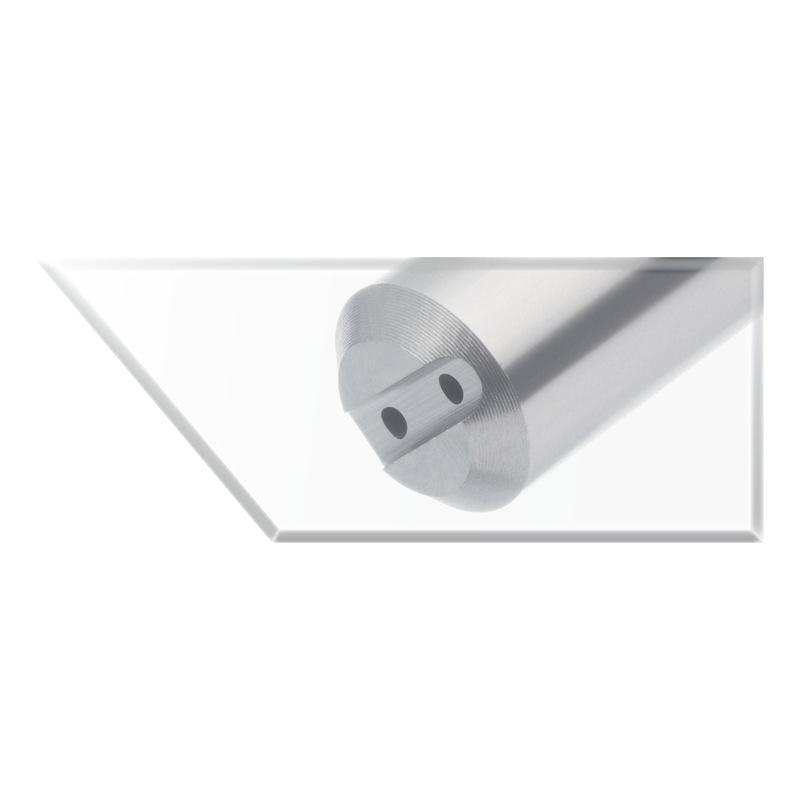 ATORN solid carbide drill UNI TiAlNplus 8xD with IC 5.8 mm - Nagy teljesítményű fúró, tömör keményfém TiAlNplus HPC 8xD belső hűtéssel