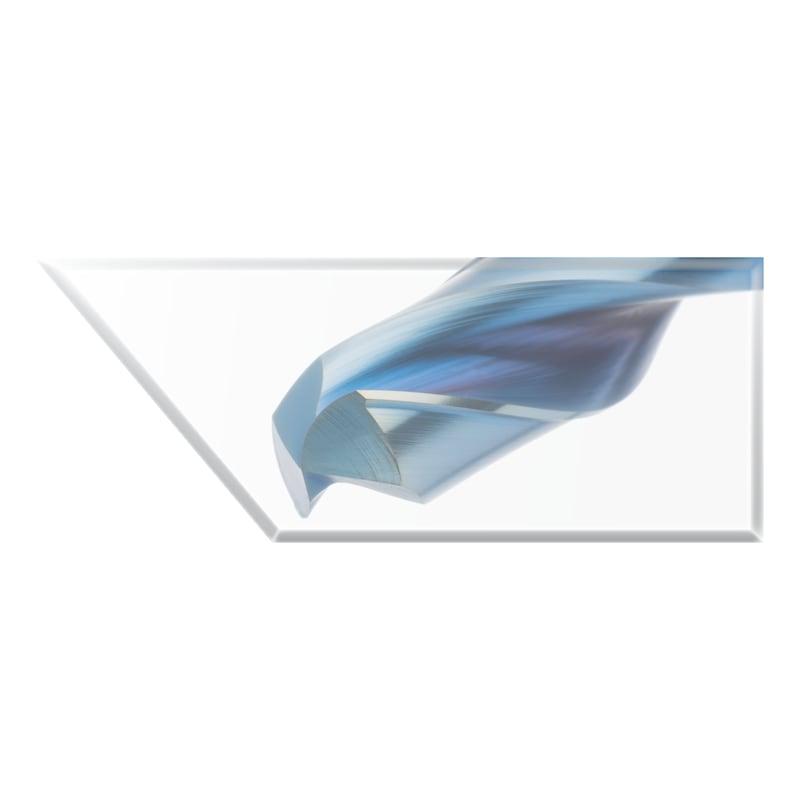 Foret dur ATORN SC TiAlSiN HPC 3xD Ø8,0mm x 8mm x 79mm HA externe - Foret hautes performances, carbure TiAISiN HPC 3xD sans refroidissement interne, HA