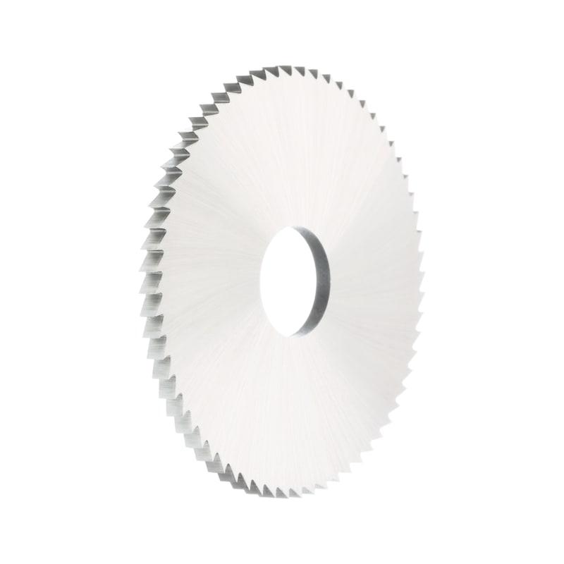ORION fém körfűrészlap, HSS, finomfogazású, 40 mm x 0,2 mm x 10 mm, A, T=128 - Fém körfűrészlap, HSS, finom fogazású, A alak
