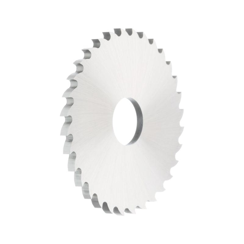 Lame scie circul métaux ORION, HSS, dnt gross., 50mm x 6mm x 13mm, B T=20 - Lame de scie circulaire en métal, HSS à denture grossière, typeB
