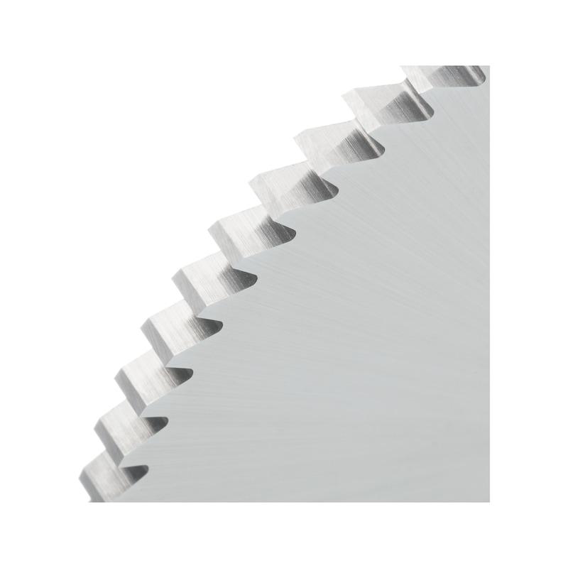 Metallkreissägeblatt VHM feinverzahnt Form A - 3