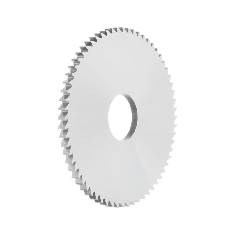 Metallkreissägeblatt VHM feinverzahnt Form A - 1