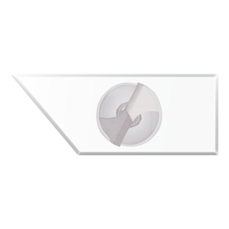 ATORN Mikrobohrer VHM-TiAlN HPC 2,9 mm x 3 mm x 38 mm HA Extern - Mikrobohrer VHM-TiAlN HPC ohne IK HA