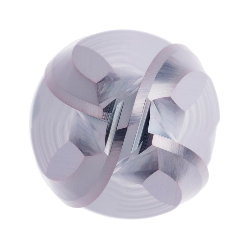 ATORN WK HSC yarıçap bıçağı D=20,0 x15x26mm, tip N T2 WK boyut 50, boyut=16 x 5 - Değiştirilebilir başlık sistemi için sert karbür yarıçap frezesi