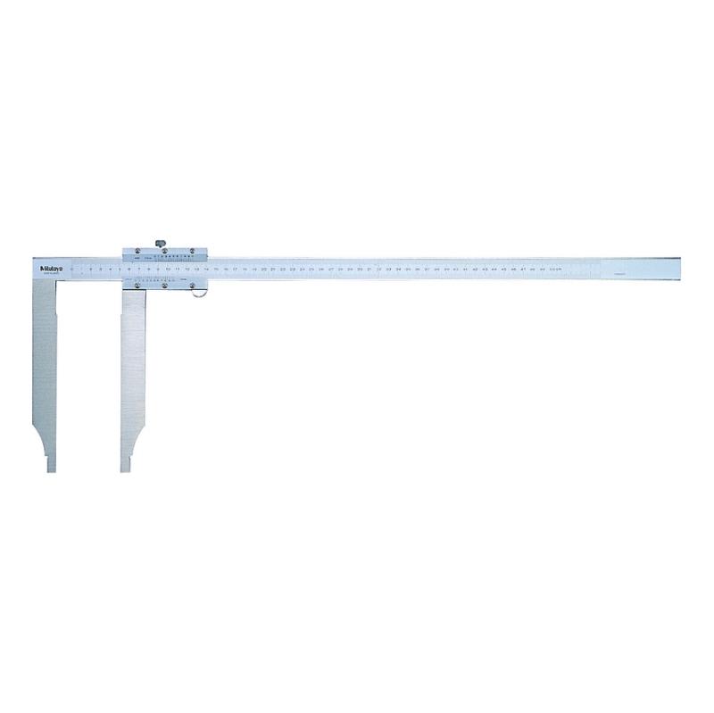 534-110 MITUTOYO, analoger Werkstatt-Messschieber 0-500 mm - Analoge Taschenmessschieber