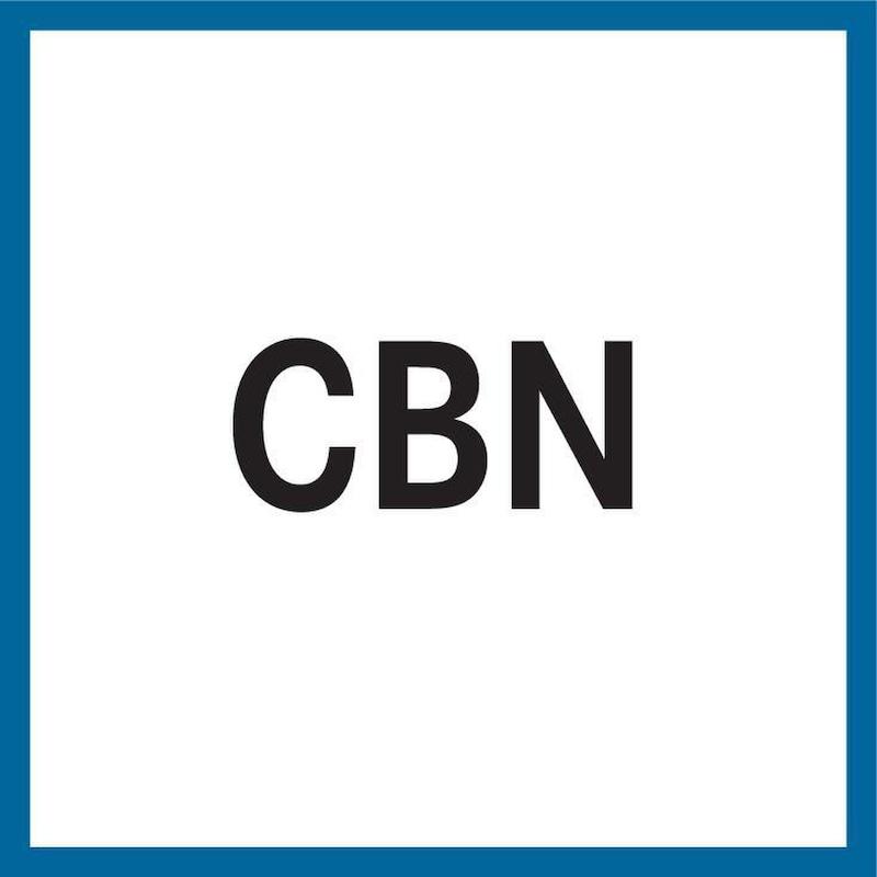 ATORN váltólapka, CBN, bevonattal, DCGW 070204 ABC25B/A S2 - CBN-váltólapkák, bevont, DCGW