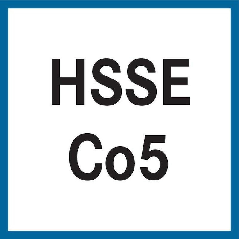Lame de scie circulaire ORION HSSE 250x2,5x32mm typeC T=128 - Lame de scie circulaire en métal HSSE
