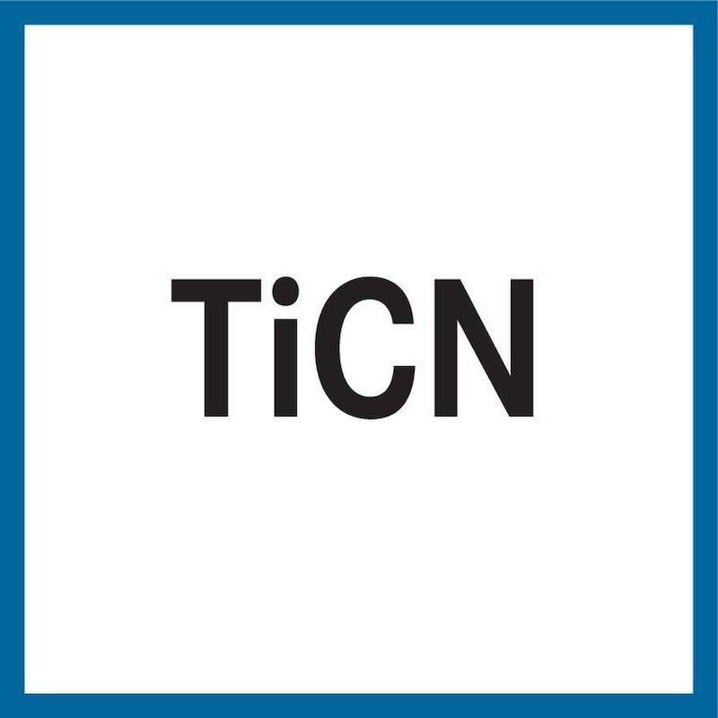 ATORN makine ovalama kılavuzu HSSE TiCN DIN 376 M27 x 3,0 mm 6HX - Ovalama kılavuzu, iç soğutmalı, radyal HSSE TiCN M ISO 2X (6HX) 0° 376, C