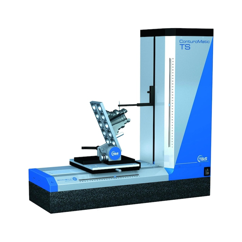 ConturoMatic TS-UDR contour measuring system - Contour and roughness measuring device, ConturoMatic series