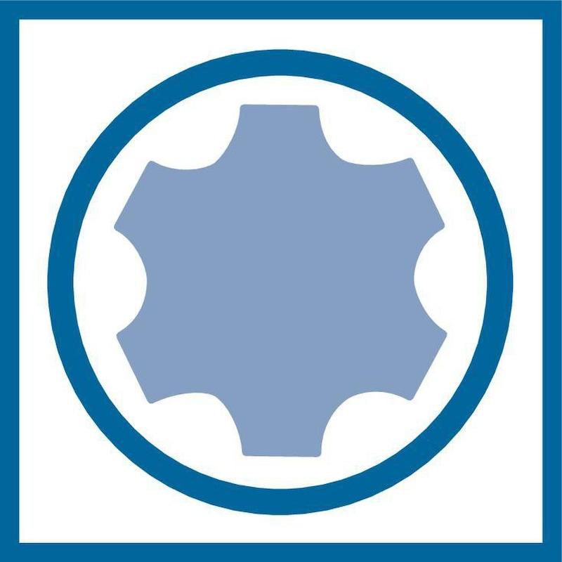ATORN csavarhúzók, IP 20, zászló markolattal - Csavarhúzók