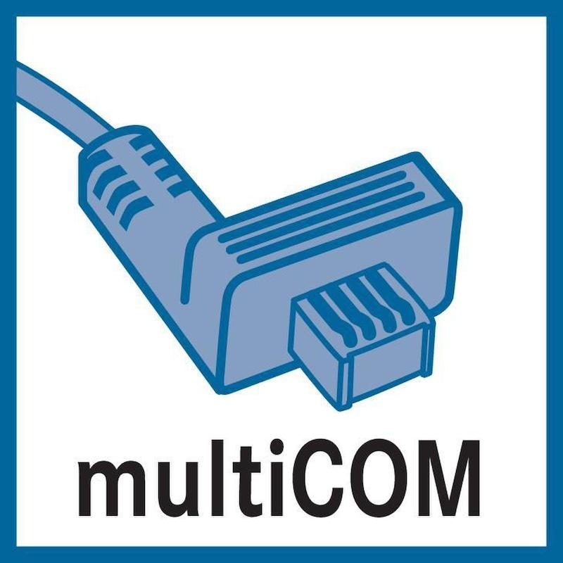 MAHR 1086 R Digitale Messuhr MarCator 25 mm/1 inch, 0,0005 - Elektronische Messuhr