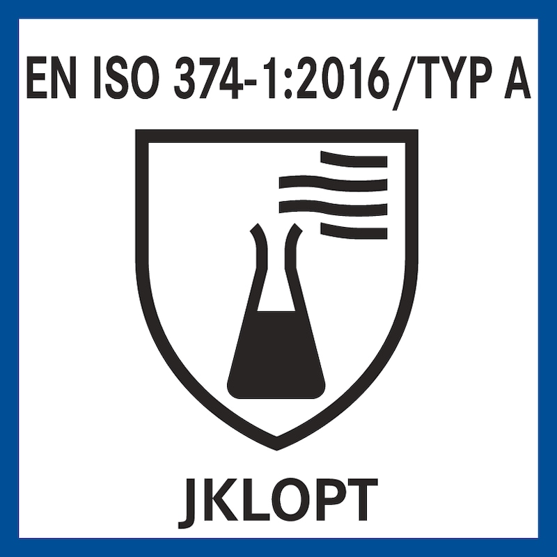 MAPA Chemikalienschutzhandschuh Gr. 8 Typ Stansolv AK-22 381 - Chemikalien-Schutzhandschuhe  OUTLET