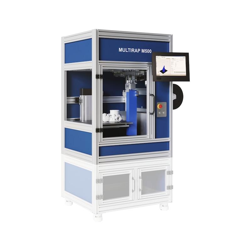 MULTEC 3D-Drucker Multirap M500 Druckraum 480x380x350mm - 3D-Drucker Multirap M500