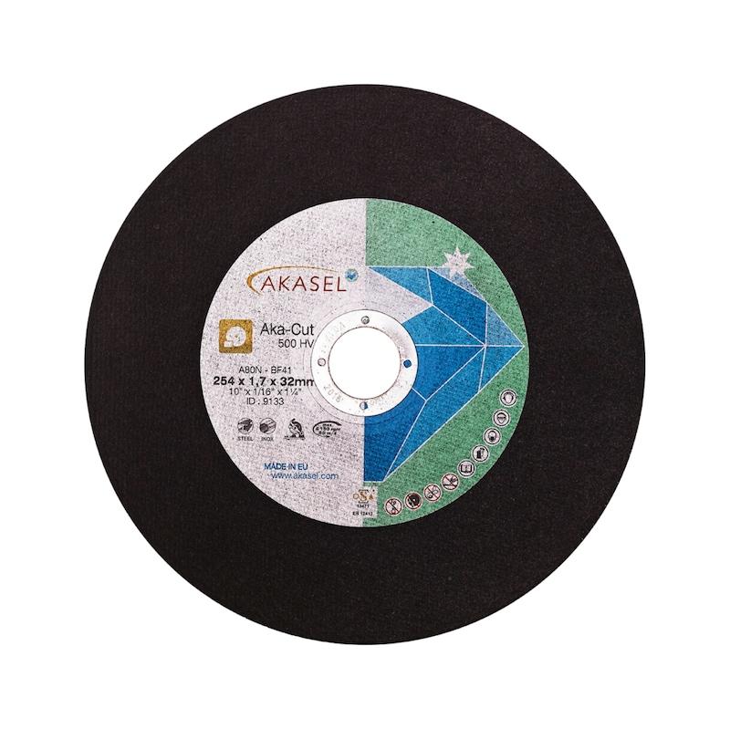 Korund-Trennscheiben Aka-Cut 500 - 150-500HV