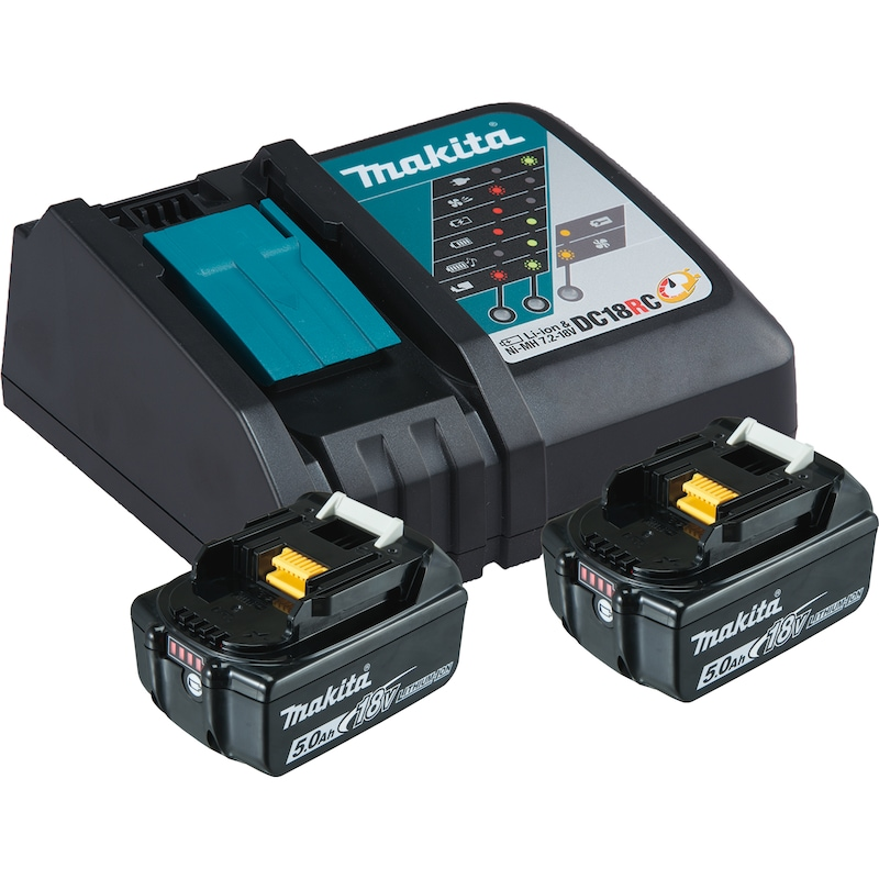 MAKITA Power Source Kit Li-ion 18V/2x5Ah
