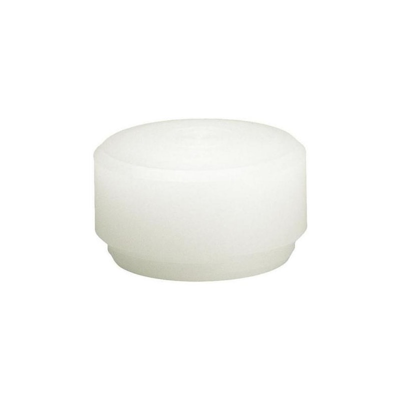 Inserto de nailon HALDER SUPERCRAFT, diámetro 30 mm - Pieza de recambio de nailon, blanco