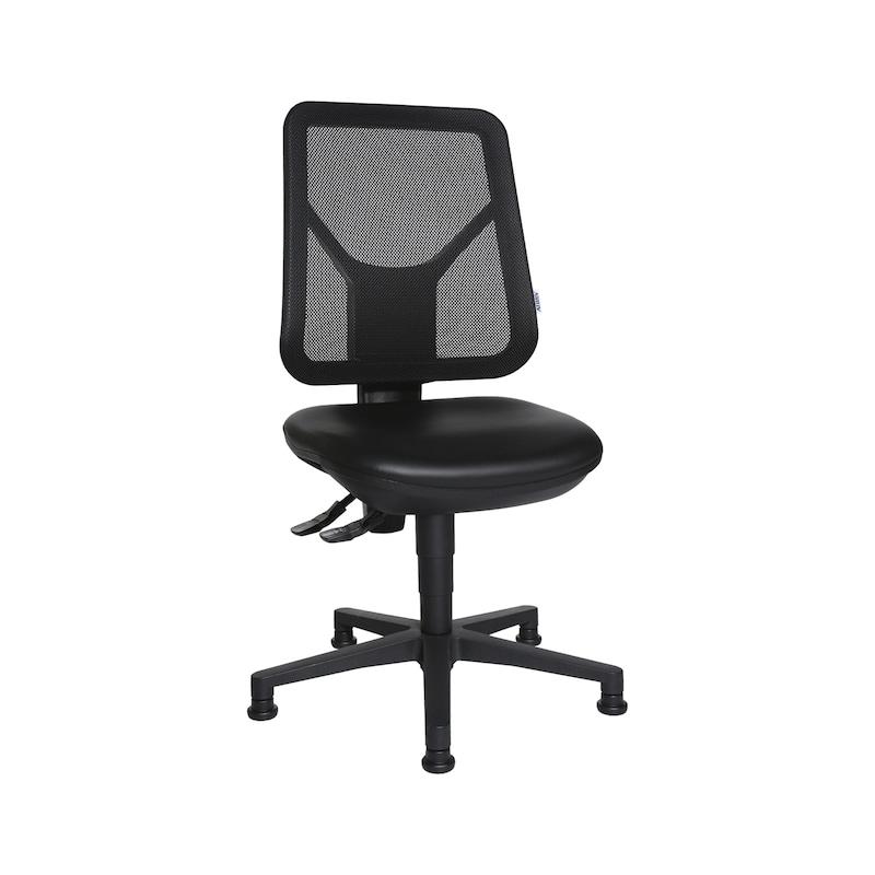 Draaibare werkstoel