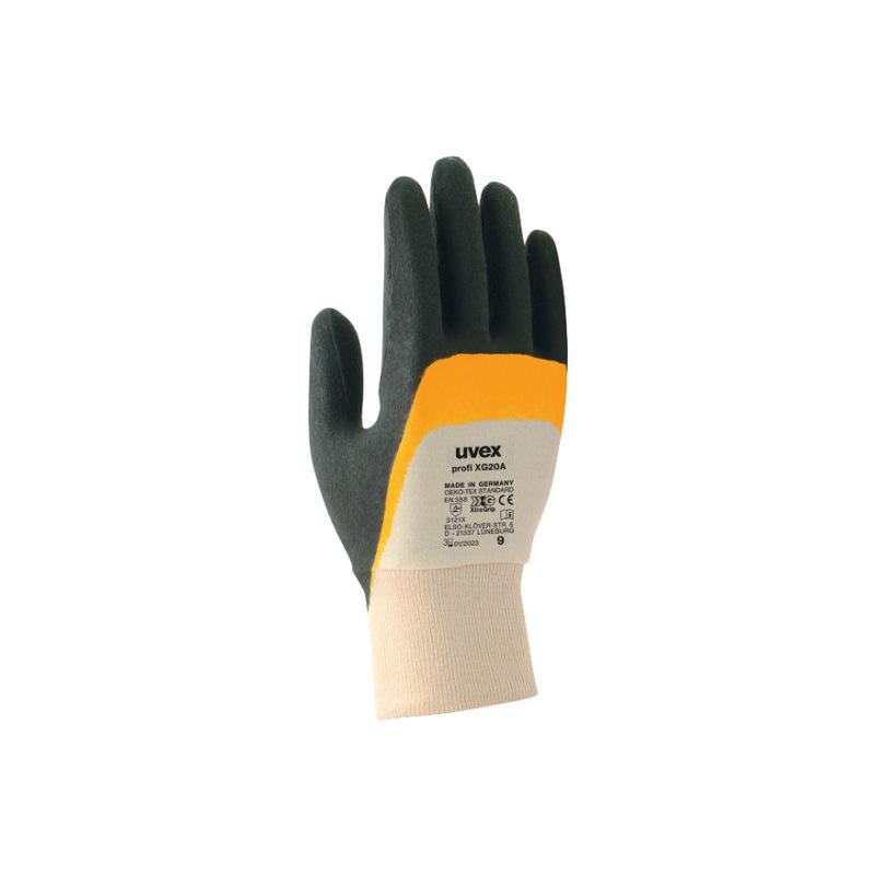 UVEX Schutzhandschuh PROFI ERGO XG 20A , Gr. 7 - Montage-Schutzhandschuhe |OUTLET
