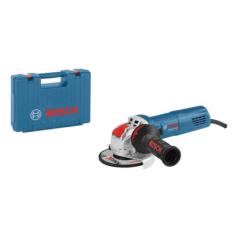BOSCH haakse slijper GWX 9-115 S Professional stroomverbruik 900 W - Bosch haakse slijpmachine GWS 9-115 S Professional