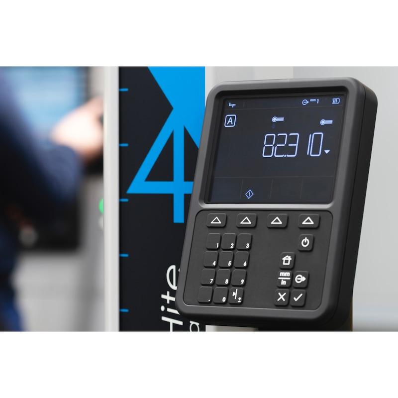 TESA-HITE MAGNA 400, measuring range 415mm, ZW 0.001mm, panel IP65 protection - Height measuring device TESA-HITE MAGNA