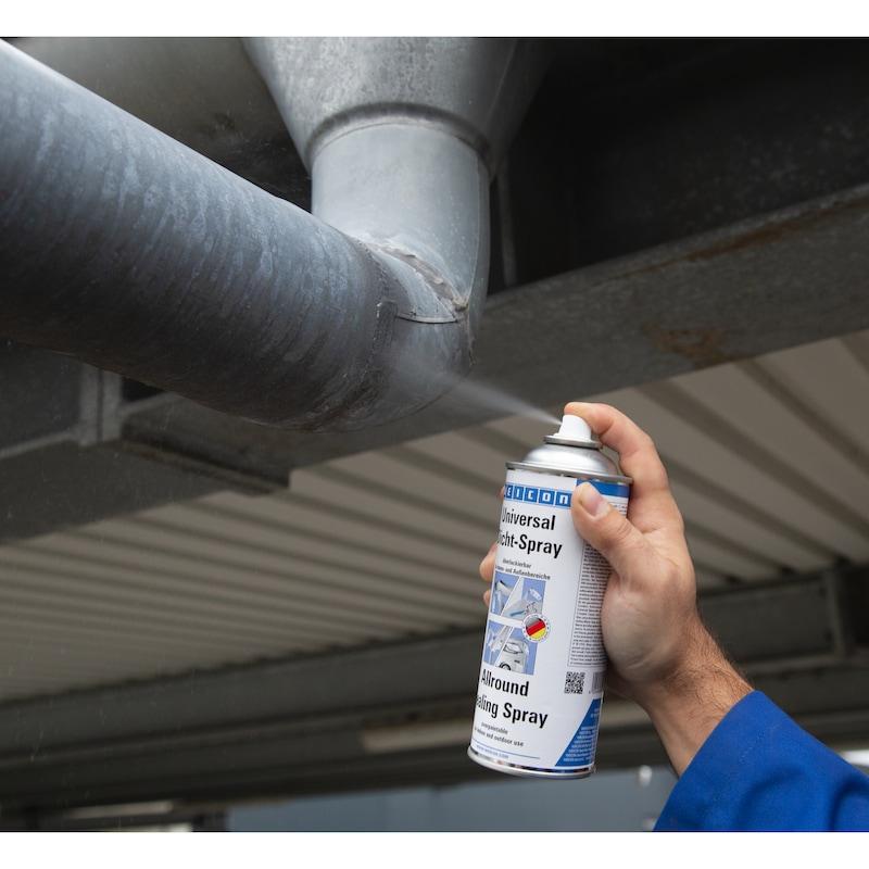 WEICON Universaldichtspray, Farbe Grau, 400 ml - WEICON Universal-Dichtspray