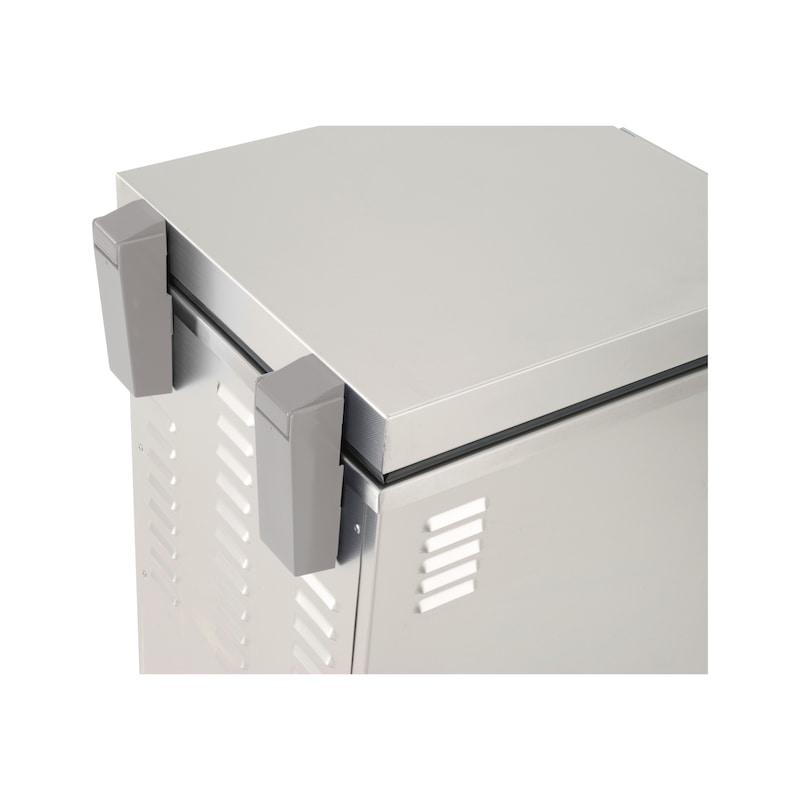 ATORN 不锈钢降噪翻盖,用于 Pro MF 600H/800H - 降噪翻盖