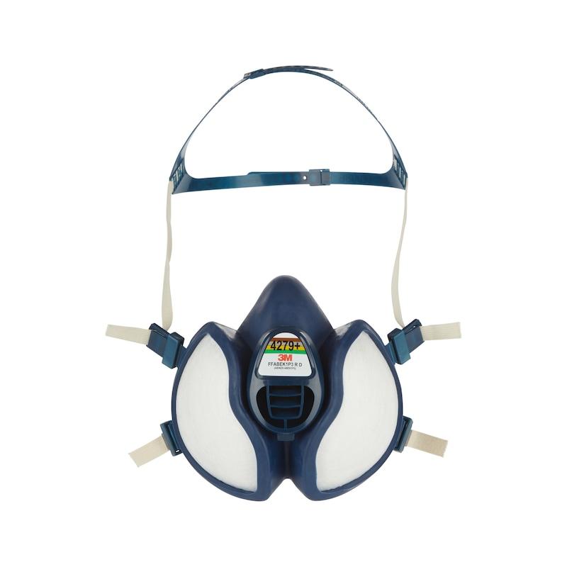 Protective respirator equipment semi-screen - 1