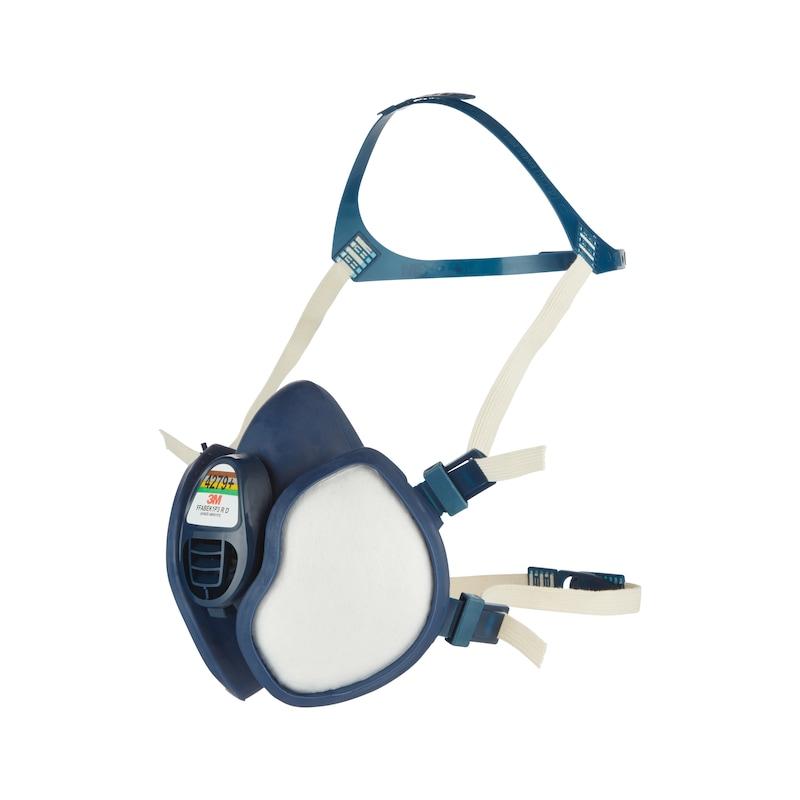 demi masque de protection respiratoire