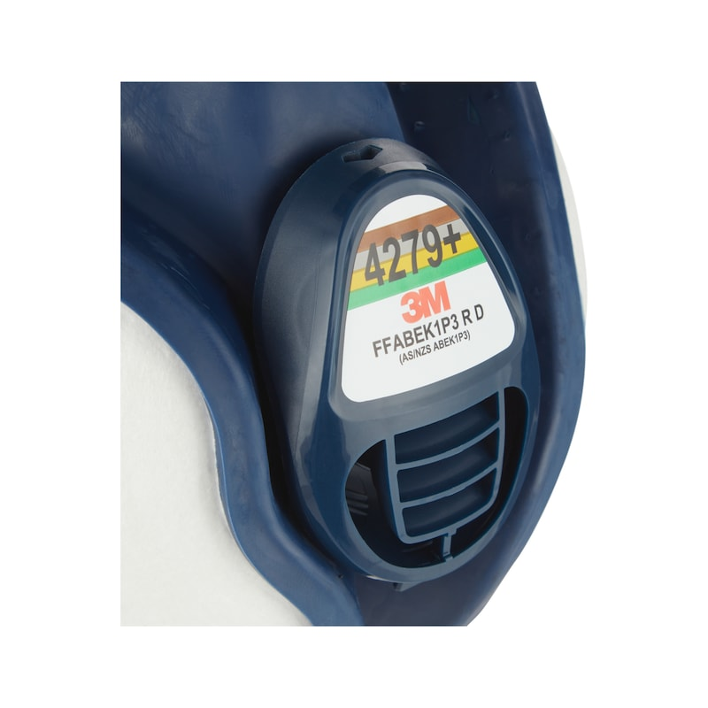 Protective respirator equipment semi-screen - 2