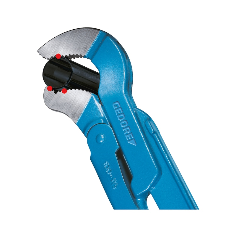 Elbow pipe wrench Eck-Schwede-snap® - 2