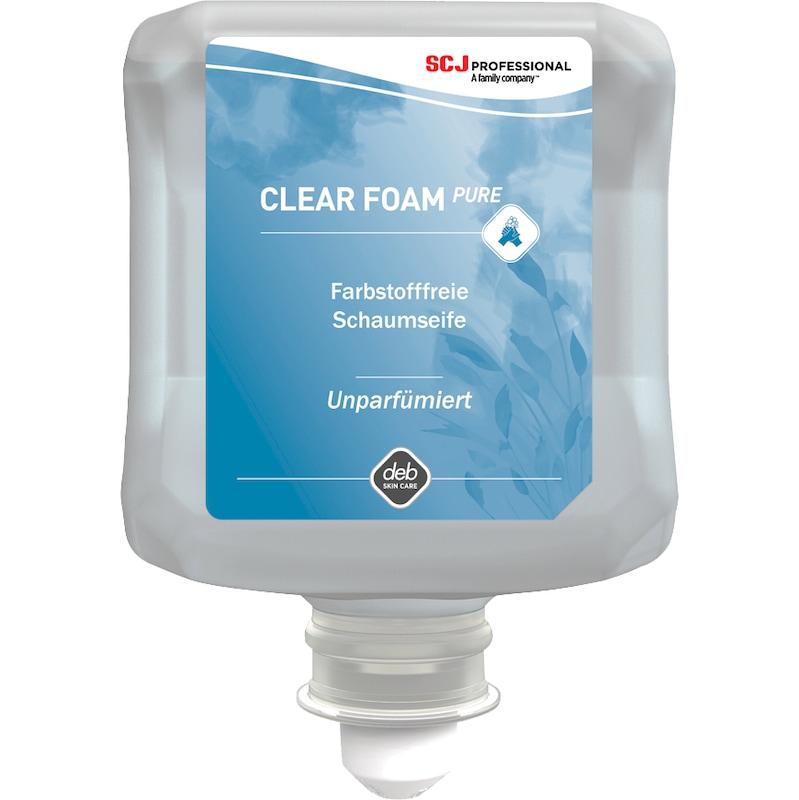 SC JOHNSON PROFESSIONAL Refresh Clear FOAM soap cartridge, 1l - CLEAR FOAM PURE
