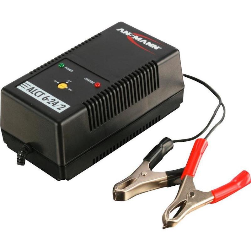 Chargeur de batterie ANSMANN ALCT 6-24/2 - Chargeur de batterie