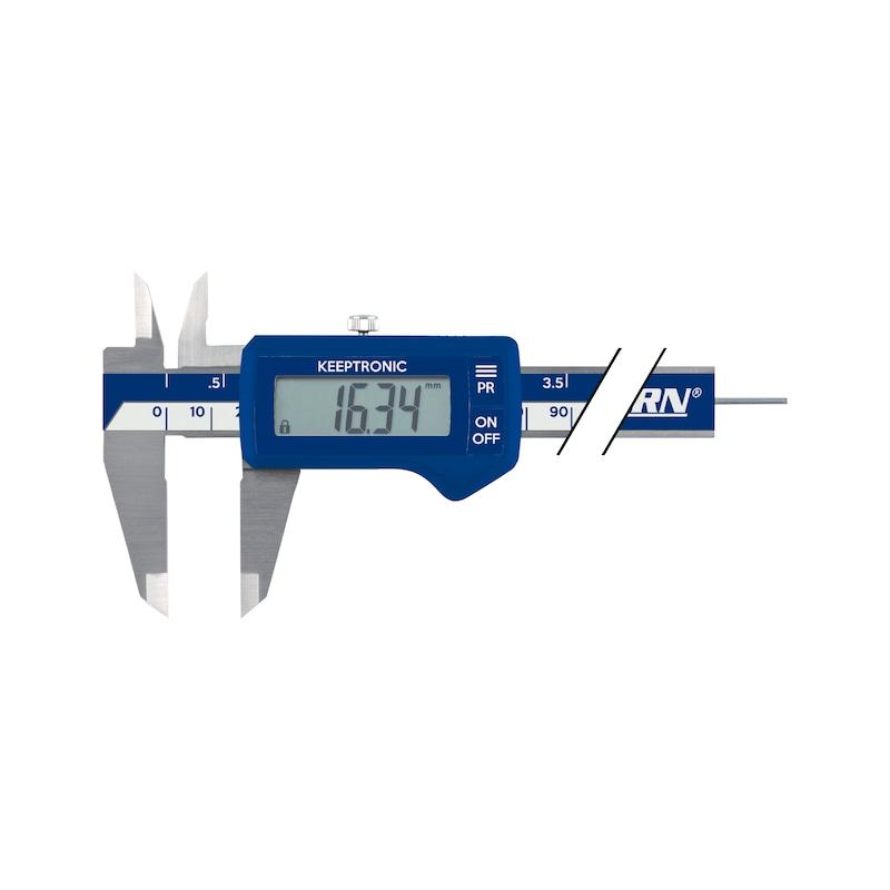 ATORN 3er-Set Messschieber IP67 elektronisch 150 mm rundes Tiefenmaß - <B>ATORN Deal der Woche:</B> <B>Die neue ATORN Messschieber-Generation IP67 im 3er Pack</B>