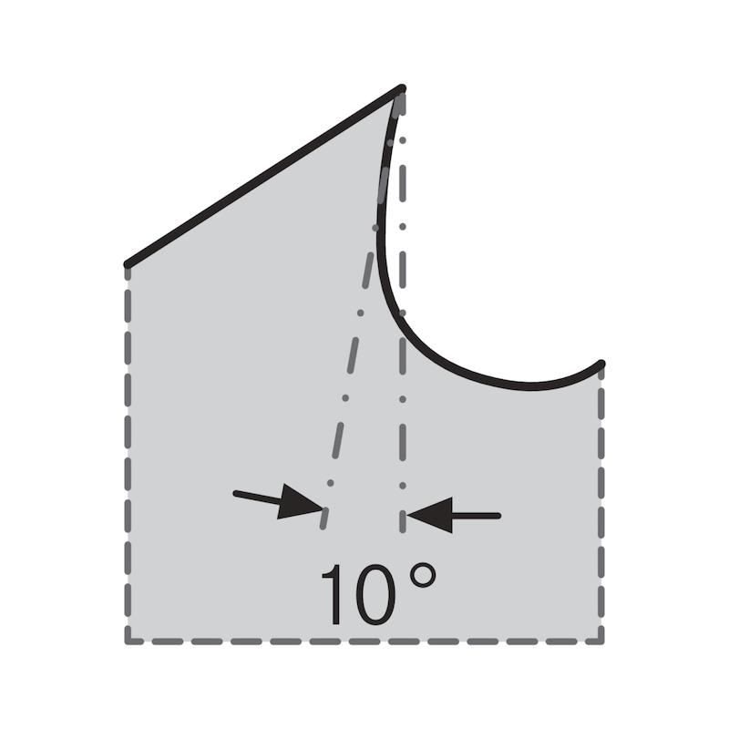 LENOX lame de scie ruban, Classic, 2950 mm x 27 mm x 0,9 mm 3/4 - Lames de scie à ruban, bimétalliques, en vrac, type CLASSIC PRO