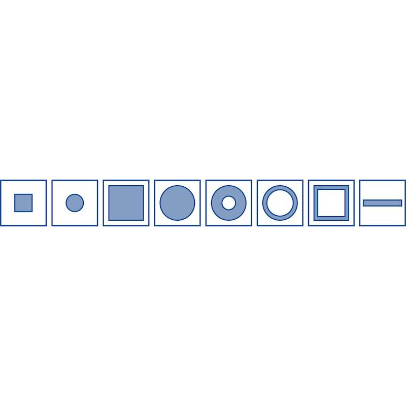 LENOX Bi-Metall Sägeband CLASSIC 19 x 0,9 mm 6/8 - Sägebänder Bi-Metall Meterware Typ CLASSIC 5-10° M42