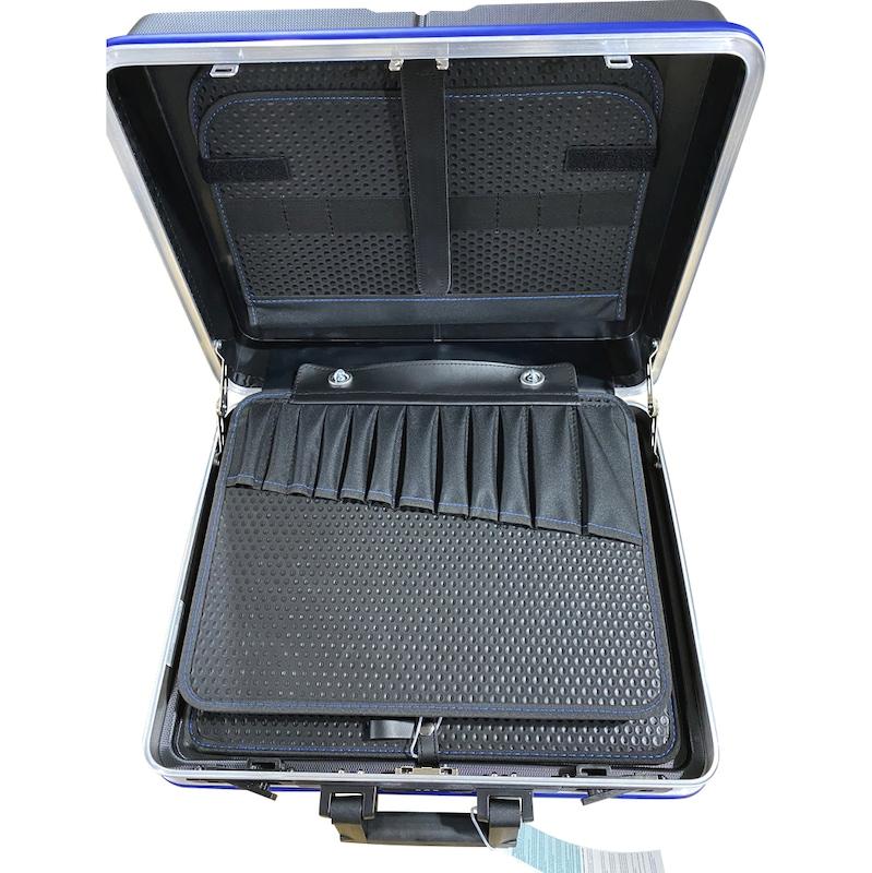 ATORN Werkzeugkoffer ABS, mit Tragegriff - Werkzeugkoffer mit Tragegriff |AKTION