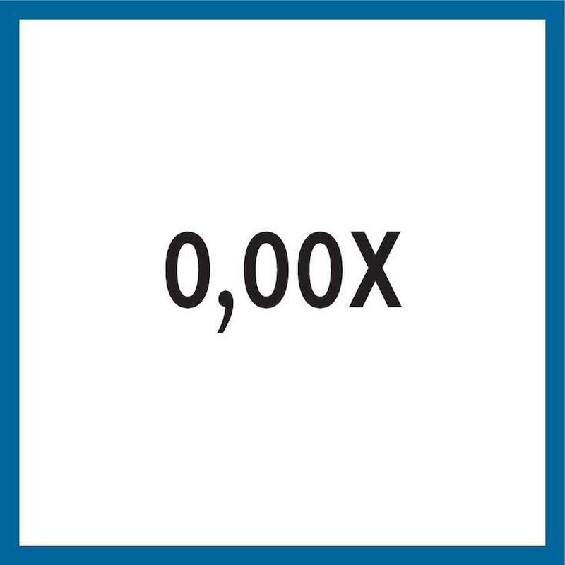 Escar. ATORN HPC, SC TiAlN, T=4 0° 5,21-5,70x75x12mm HA (acero) - Escariador de alto rendimiento, metal duro completo TiALN (puede seleccionar la tolerancia de ajuste y el diámetro)