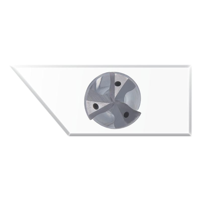 Hochvorschubbohrer VHM-TiAlNplus HPC 5xD mit IK HA - 5