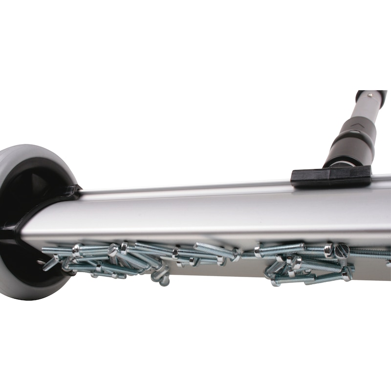 ATORN Magnet-Spänebesen, Kehrbreite 400 mm - Magnet-Spänebesen |AKTION