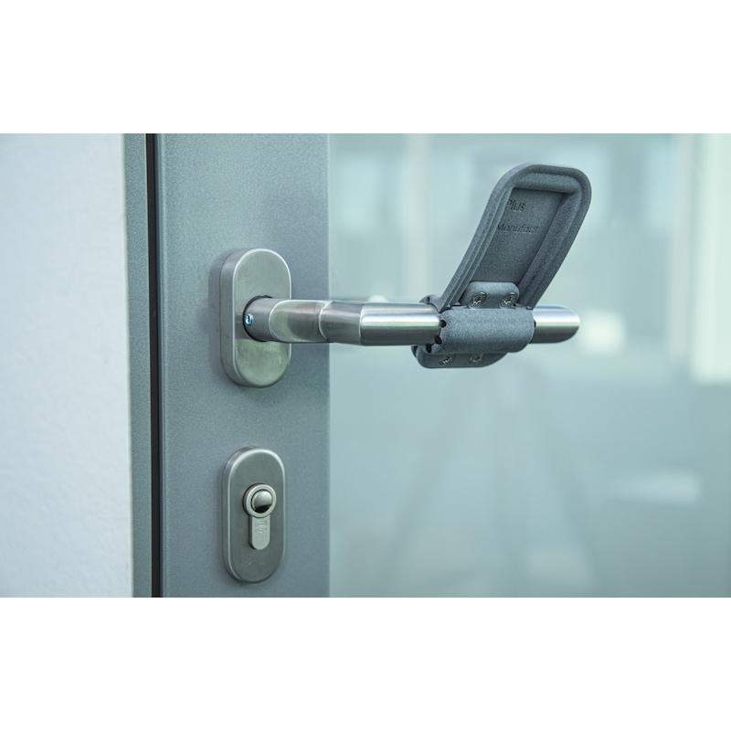 Ouvre-porte mains libres pour ouvrir et fermer les portes sans les mains - Jeu d'ouvre-porte mains libres