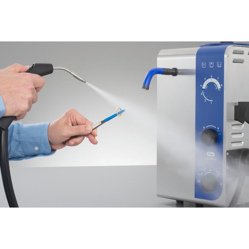 ELMA Hochleistungs-Dampfgerät Elmasteam 8 Basic mit Handstück - Hochleistungs-Dampfstrahlgerät Elmasteam 8 Basic HS  AKTION