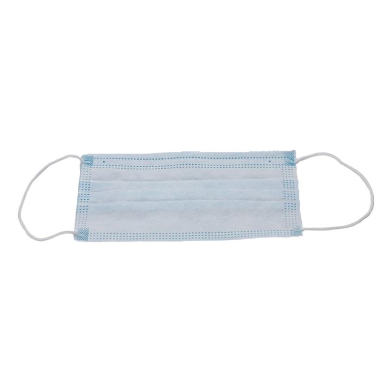 Protection du visage simple, EN 14683:2005, catégorie 1 - Protection simple du nez et de la bouche