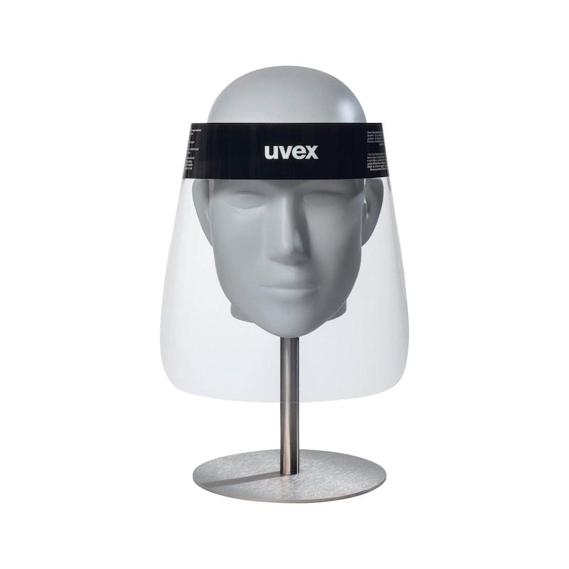 UVEX Gesichtsschutz für den Einmalgebrauch - Einweg-Gesichtsschutzschild