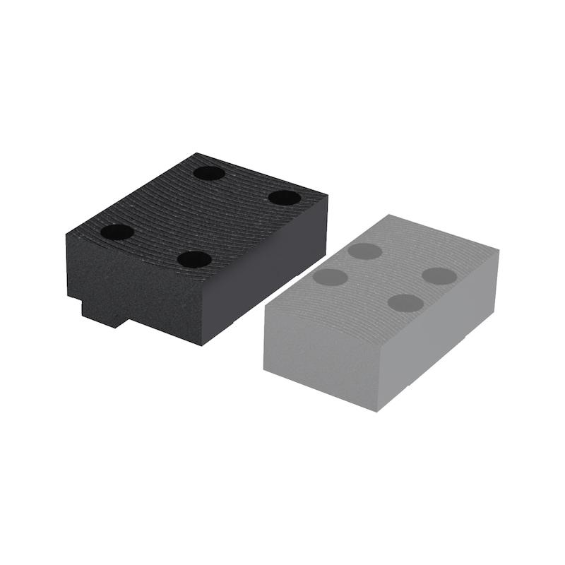 6921114006031 ALLMATIC, NC4-125 Aufsatzbacke fix - Aufsatzbacken