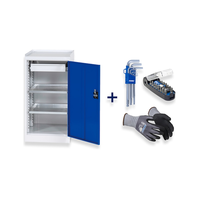 Set mit Werkzeugschrank |AKTION