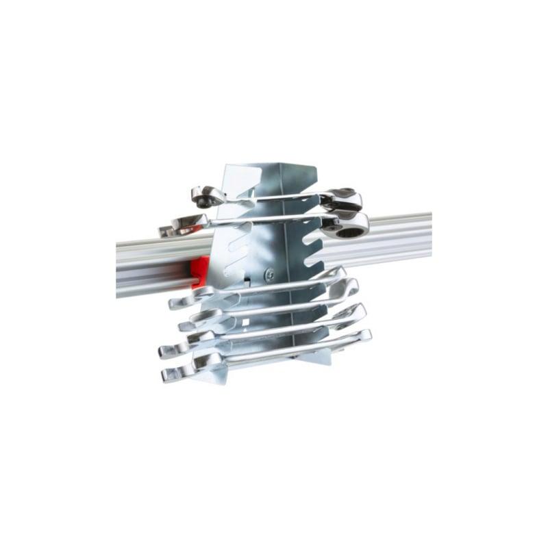 CLIP-O-FLEX Halter Wrenchflex, für bis zu 8 Schraubenschlüssel - Systemzubehör