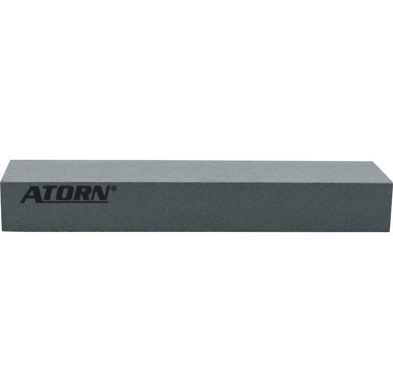 ATORN Bankstein 150 x 50 x 25 mm mittel Siliciumcarbid - Bankstein |AKTION