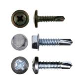 Bohrschrauben Metall auf Metall