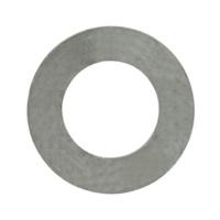 Flache Scheibe ISO 7089 200 HV feuerverzinkt (tzn)